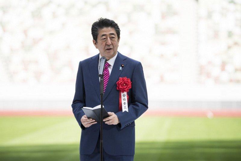 Jepang bersikukuh Olimpiade 2020 jalan terus