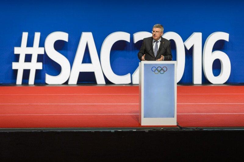 Pertemuan SportAccord dibatalkan lantaran ancaman corona merebak