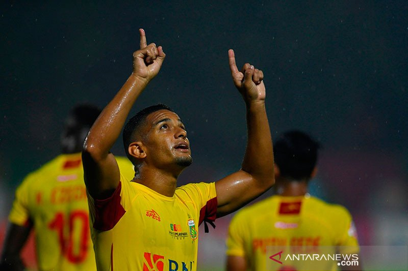 Pemain Bhayangkara FC jalani pemeriksaan COVID-19