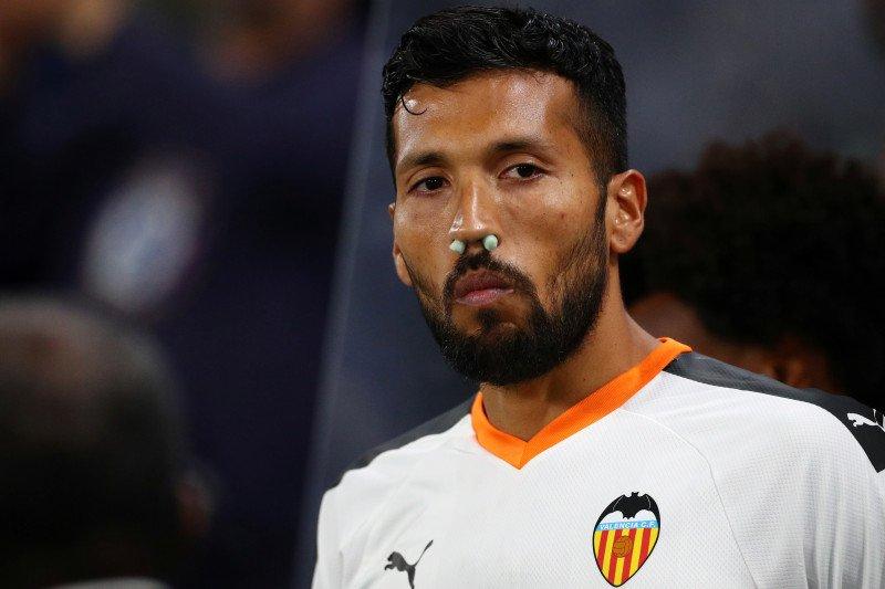 Ezequiel Garay pemain La Liga pertama terjangkit COVID-19