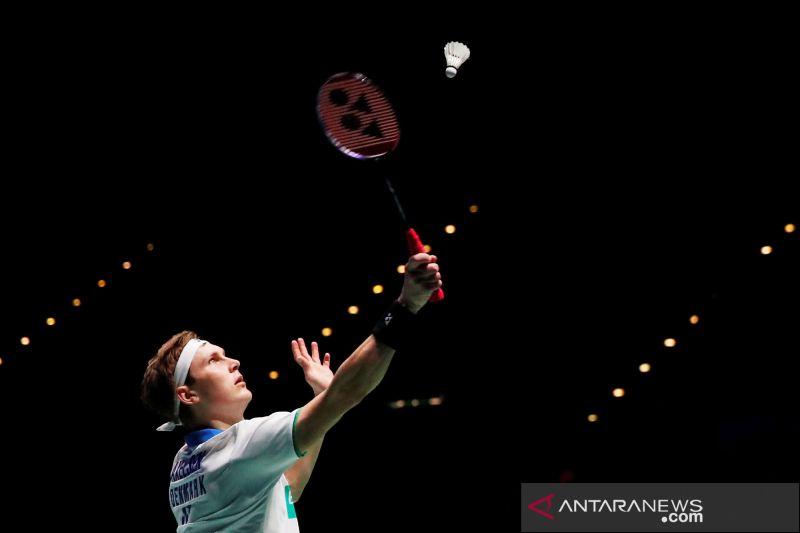 Viktor Axelsen asal Denmark juara tunggal putra Thailand Open 2021