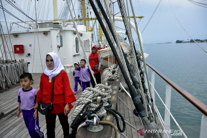 Openship KRI Bima Suci di Makassar
