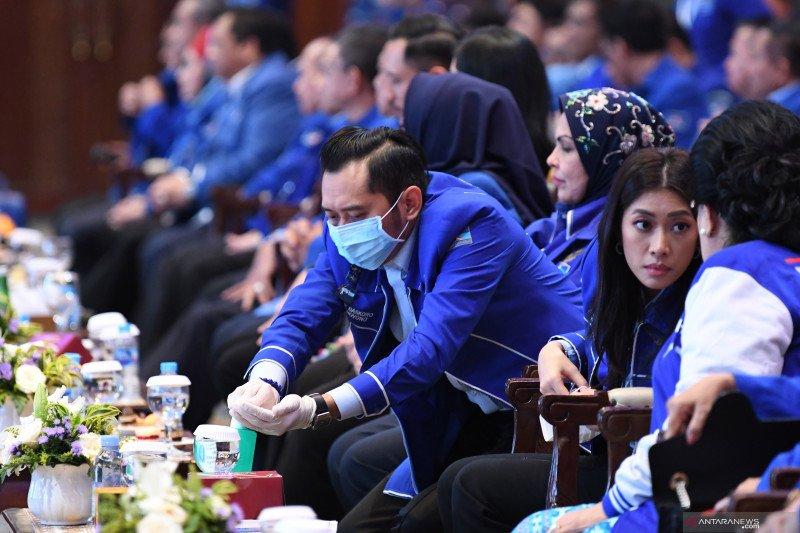 "Demokrat tolak ""rapid test"" COVID-19 bagi anggota DPR, Ibas: Dahulukan rakyat"