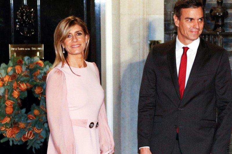 Istri PM Spanyol positif terpapar virus corona