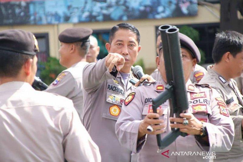 Polisi siap hadapi situasi terburuk Pilkada Banjarmasin
