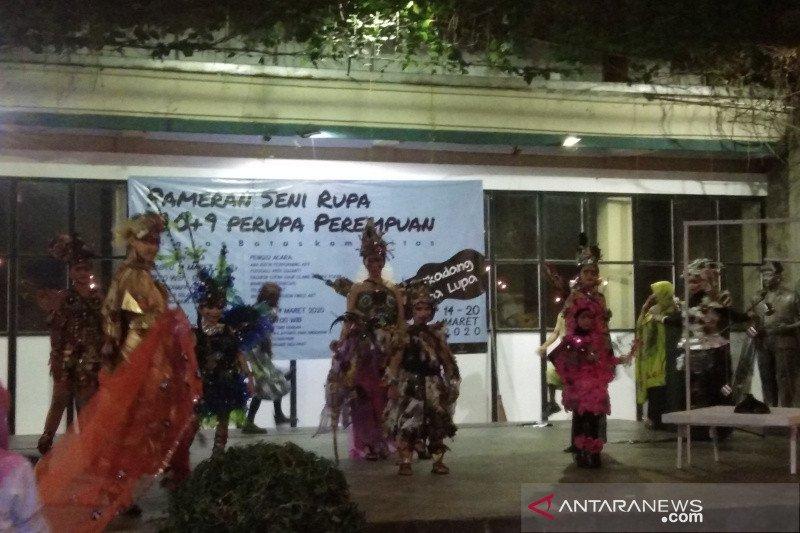 109 perupa perempuan Indonesia pamerkan karya seni