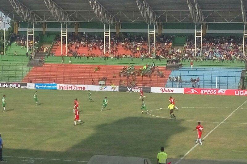 PSMS Medan kalahkan Tiga Naga 2-1 pada laga perdana Liga 2