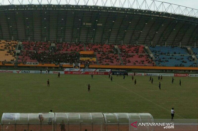 Sriwijaya FC kalahkan PSIM Yogyakarta pada laga perdana wilayah barat