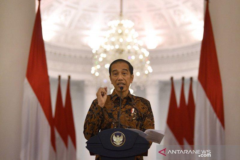 Presiden Jokowi tegaskan setiap daerah punya kekhususan terkait liburkan sekolah