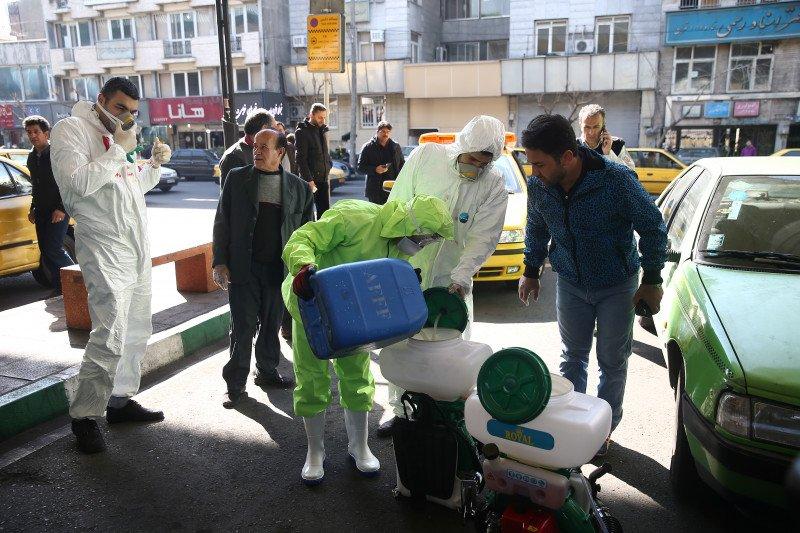 Iran bebaskan sementara 85 ribu tahanan