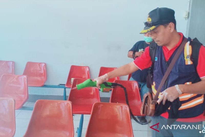 Pelindo IV intensifkan aksi bersih-bersih di terminal penumpang