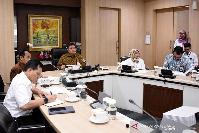 """Kemenko Perekonomian serahkan keputusan """" lockdown""""  ke pemerintah"""