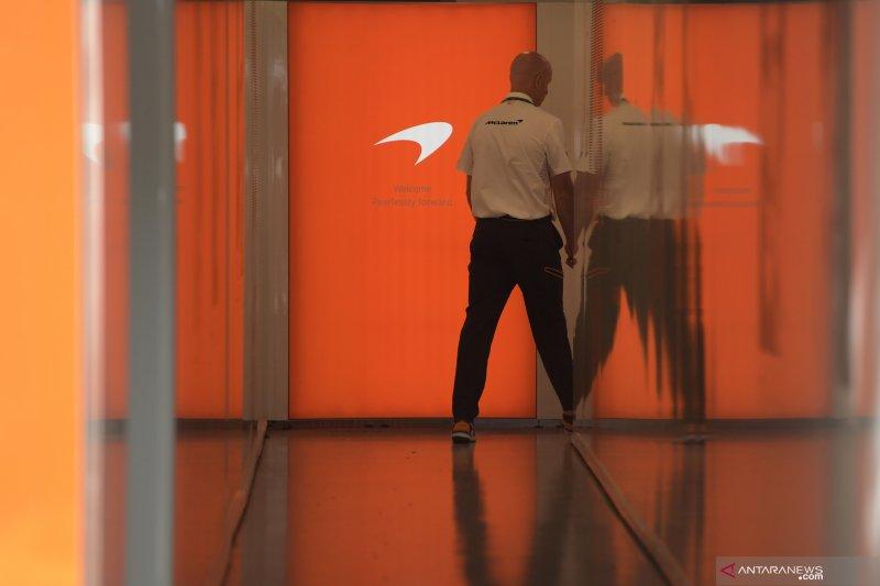 Kondisi anggota tim McLaren yang teriveksi corona berangsur membaik