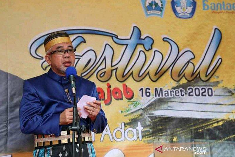 """Wabup Bantaeng : Pesta adat """"Balla Tujua Onto""""  jadi magnet wisatawan"""