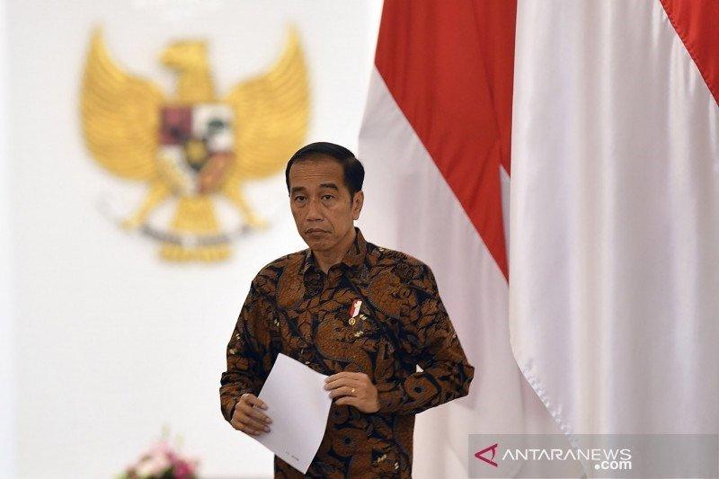 Ini alasan Presiden Jokowi tak pilih 'lockdown' atasi COVID-19