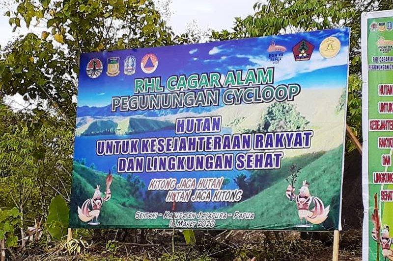 Pemkab Jayapura peringati satu tahun musibah banjir bandang Sentani