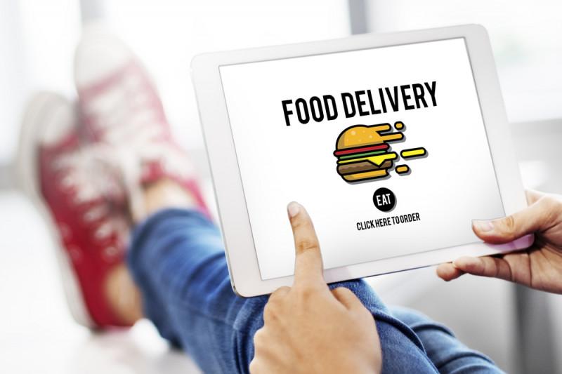 Aplikasi untuk pesan makanan berbuka puasa