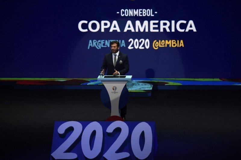 Sepak bola - CONMEBOL desak FIFA bicarakan bantuan bagi klub selama pandemi corona