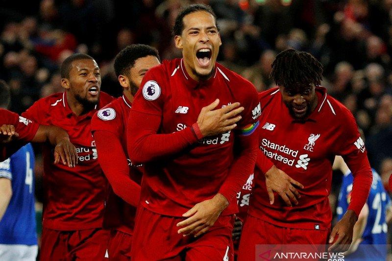 Liverpool memuncaki daftar skuat termahal di Eropa