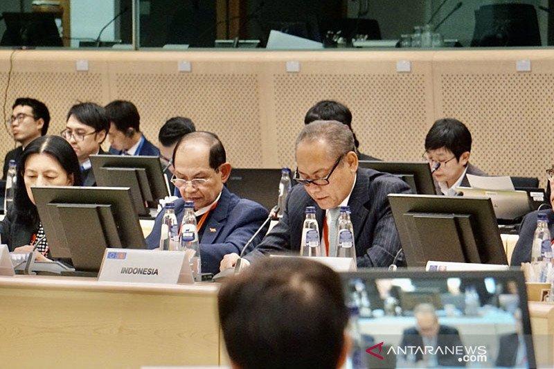 Uni Eropa bantu 350 juta euro dukung ASEAN lawan COVID-19
