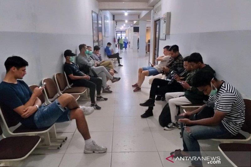 Kompetisi Liga 1 berhenti, pemain Barito Putera wajib setor video latihan mandiri