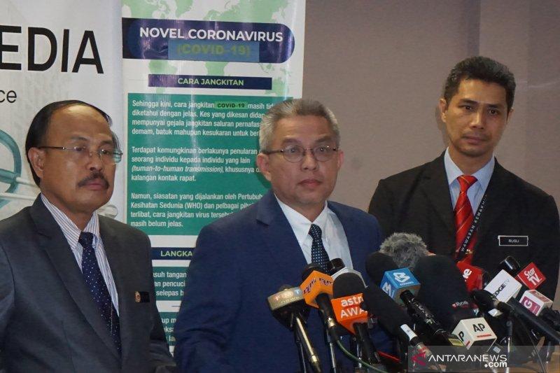 Dua pasien COVID-19 di Malaysia meninggal dunia