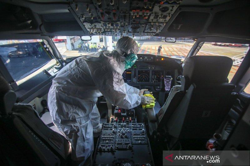 Pilot pesawat meninggal diduga corona, Kemenhub minta riwayat perjalanan pilot