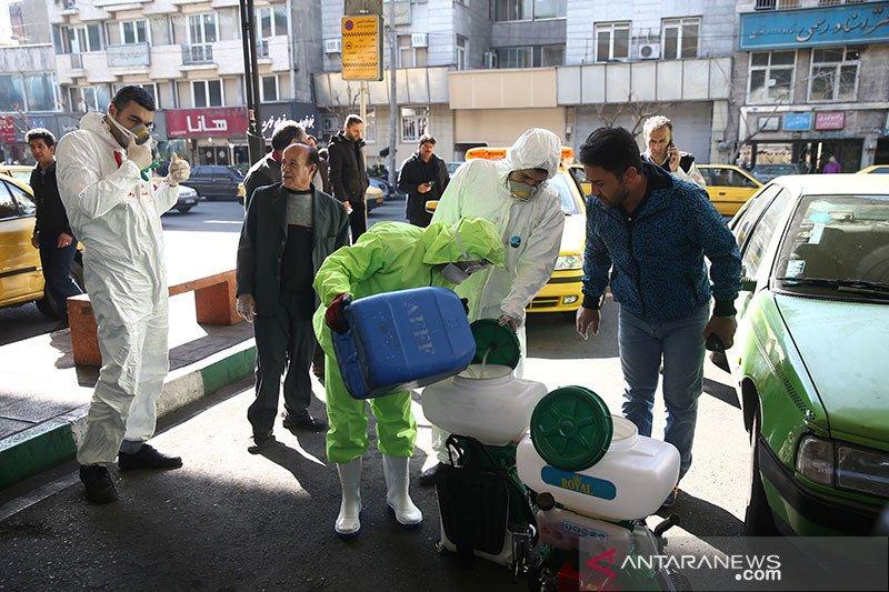 Iran peringatkan hadapi virus corona gelombang kedua