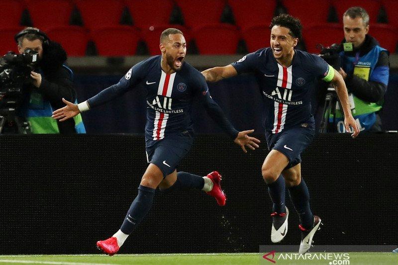 """Menjelang """"lockdown"""" di Prancis, Neymar dan Thiago Silva kabur ke Brasil"""