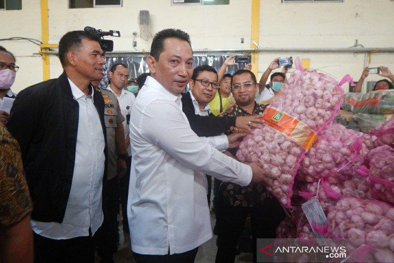 Kabareskrim Polri sidak ke Pasar Induk Cipinang