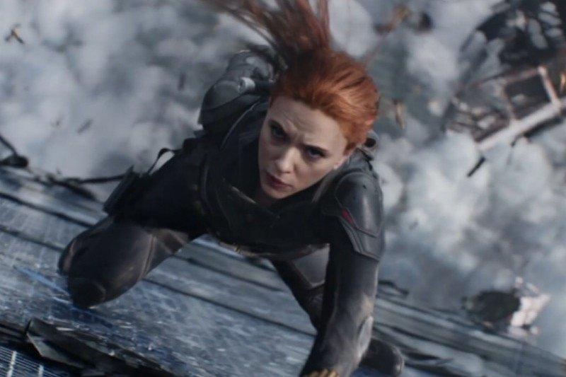 'Black Widow' tunda jadwal tayang