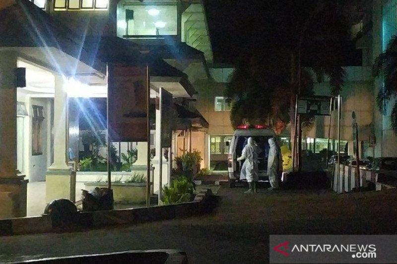 Pasien meninggal di Medan punya riwayat perjalanan ke Israel