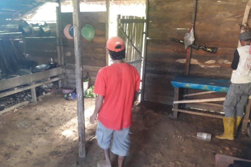 TMMD wujudkan impian keluarga Darmi miliki rumah layak huni di Banggai