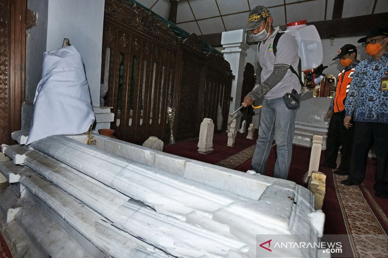 Banten spokesman confirms death of patient Number 35 from COVID-19