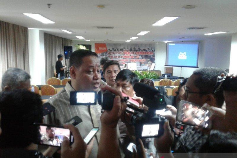 Bawaslu Sulut: Pelantikan panwaslu kelurahan masih sesuai jadwal