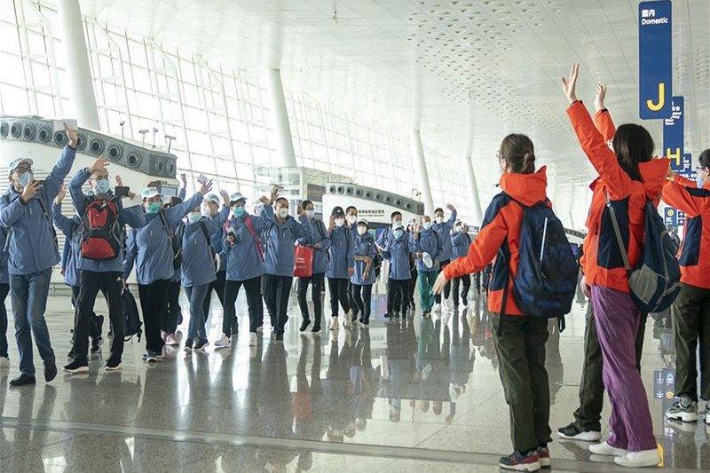 Untuk pertama kali tidak ada pasien baru COVID-19 di Wuhan