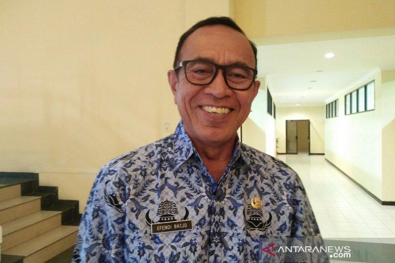 Rombongan Menteri KKP tunda kunjungan persiapan Hari Ikan Nasional di Sulteng