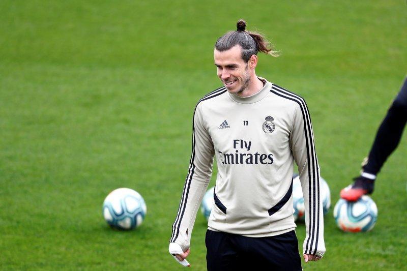 Real Madrid tidak bawa Bale untuk laga melawan Manchester City