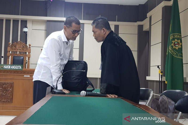 Bupati Kudus Tamzil dituntut 10 tahun bui, diminta kembalikan Rp3,1 miliar