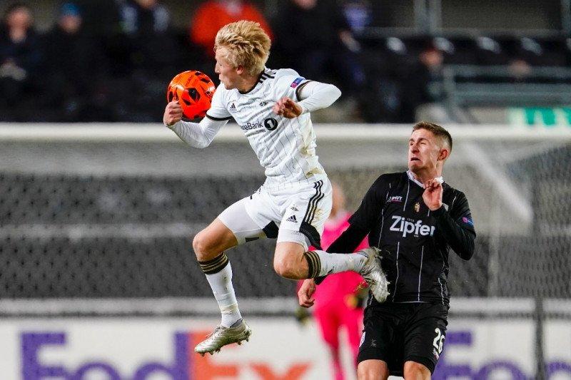 Sepak bola - Norwegia PHK sementara pemain dampak virus corona