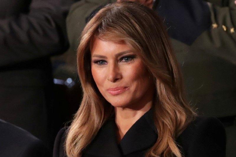 Melania Trump bintangi iklan waspada virus corona