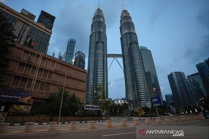 Kementrian Kesehatan Malaysia tegaskan telah berhasil melandaikan COVID-19
