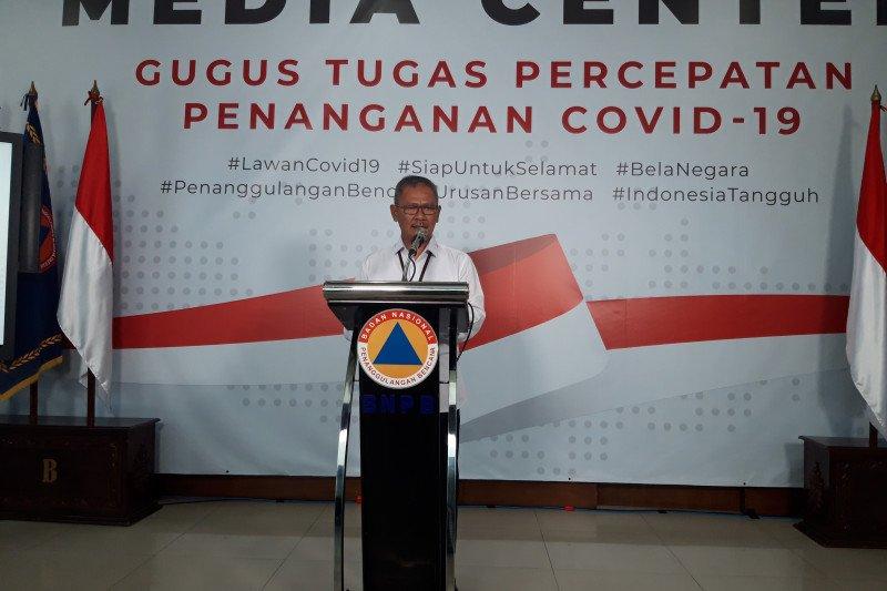 Achmad Yurianto: Bandara lokasi terbanyak penyebaran COVID-19