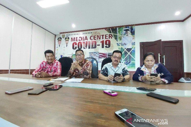 Kasus positif COVID-19 di Kalteng nol, PDP berasal dari tujuh kabupaten dan kota