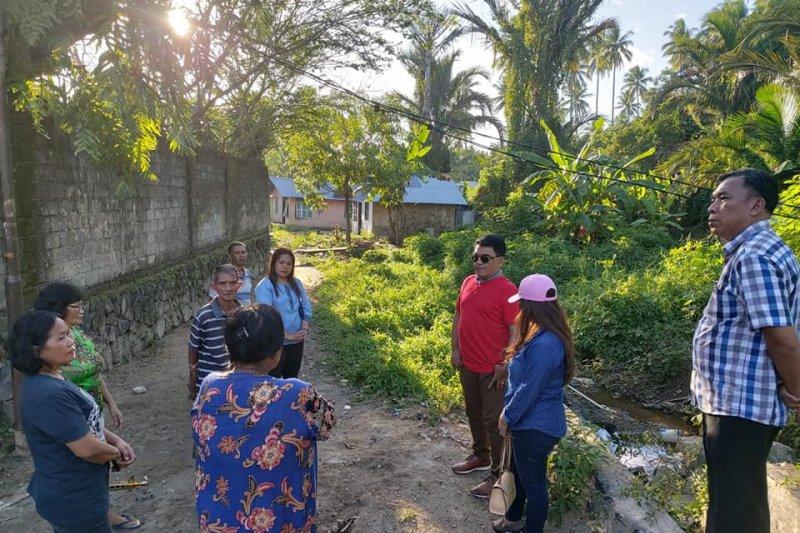 Abaikan Corona, Komisi III DPRD Manado Turlap Tindaklanjuti Keluhan Warga