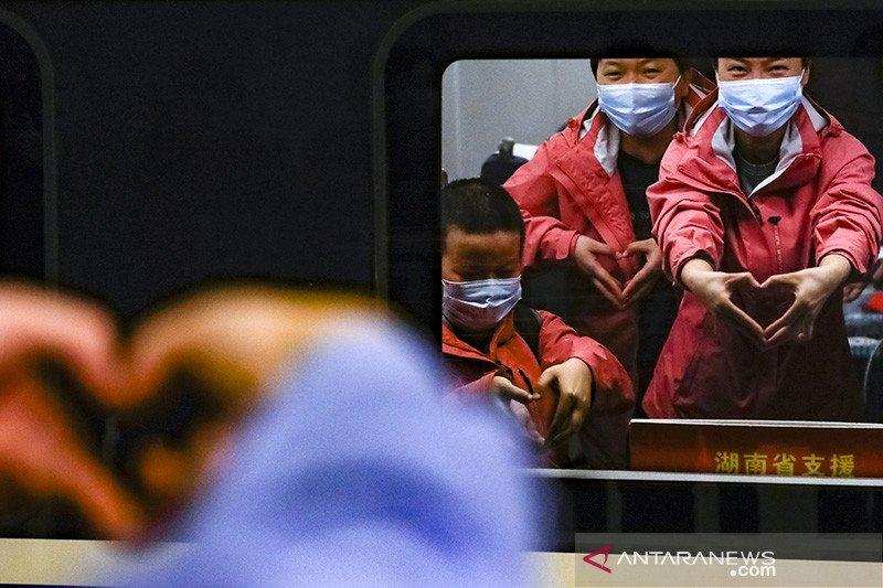 Kasus penularan lokal di China nol,  WNA dilarang masuk