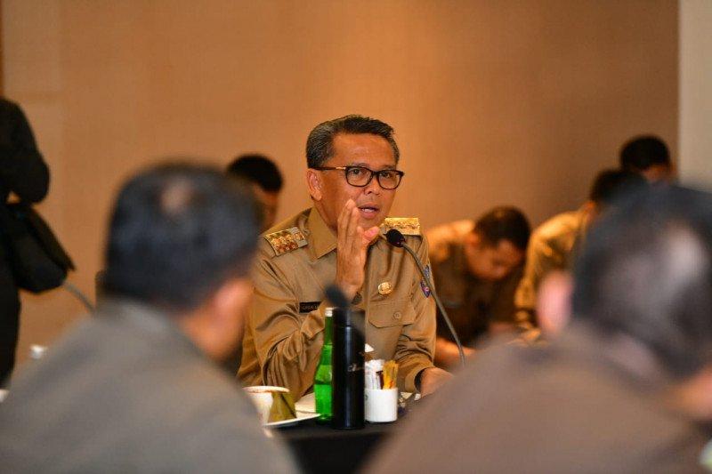 Gubernur Sulsel tunjuk Kepala BPBD sebagai Ketua Gugus Tugas COVID-19