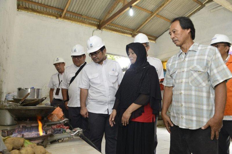 PGN area Lampung dorong UMKM gunakan energi gas bumi