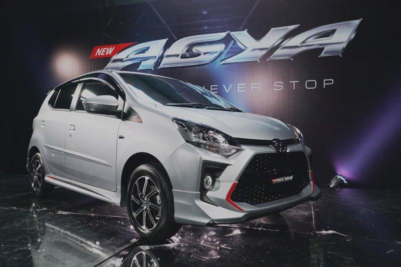 Sejumlah pabrikan otomotif tawarkan mobil baru harga di bawah Rp200 jutaan