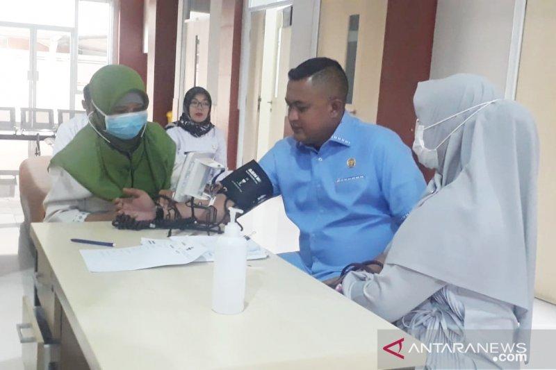 DPRD sebut Dinkes Kabupaten Bogor gagap deteksi COVID-19